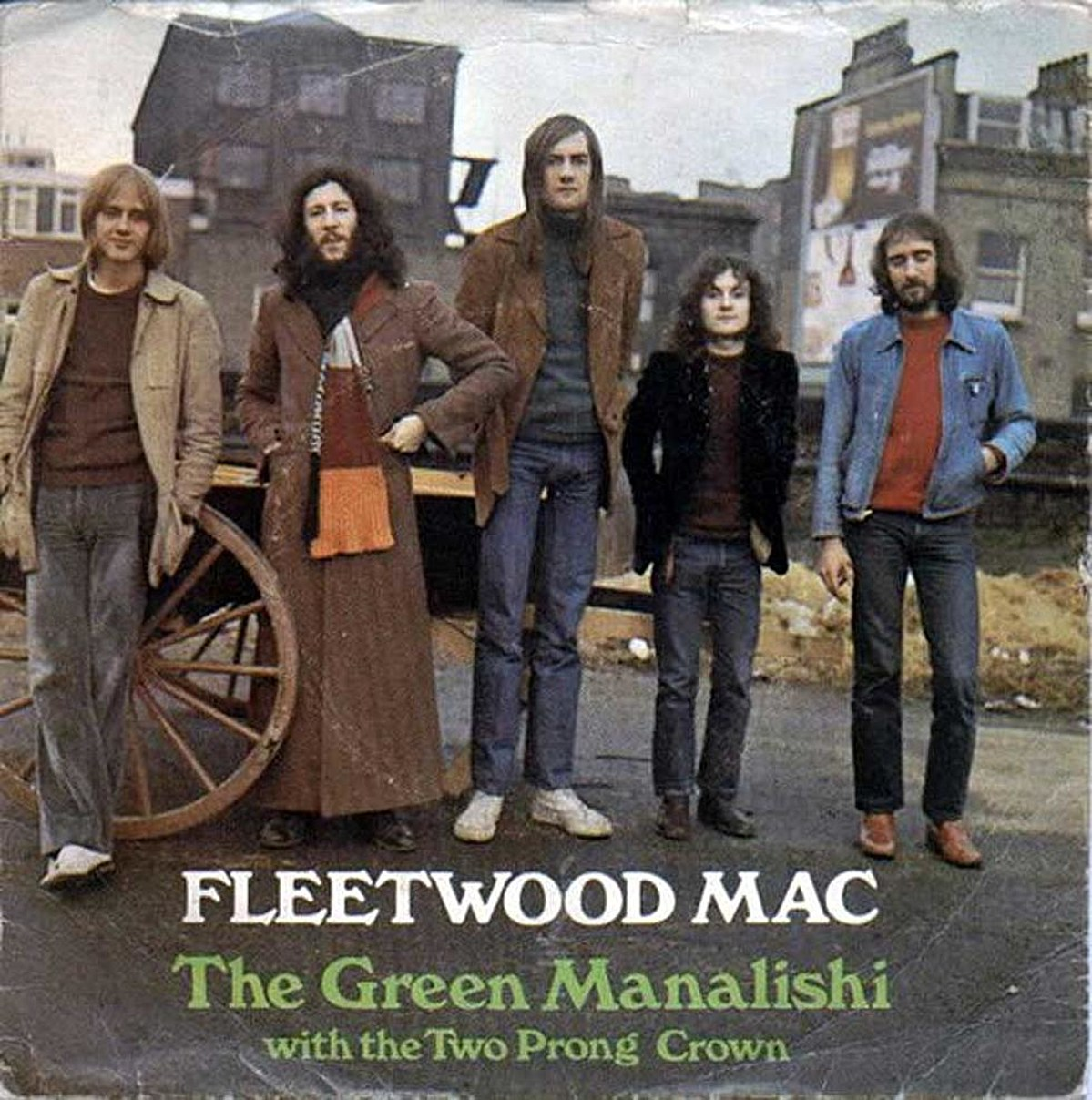 Fleetwood Mac co-founder Peter Green has died