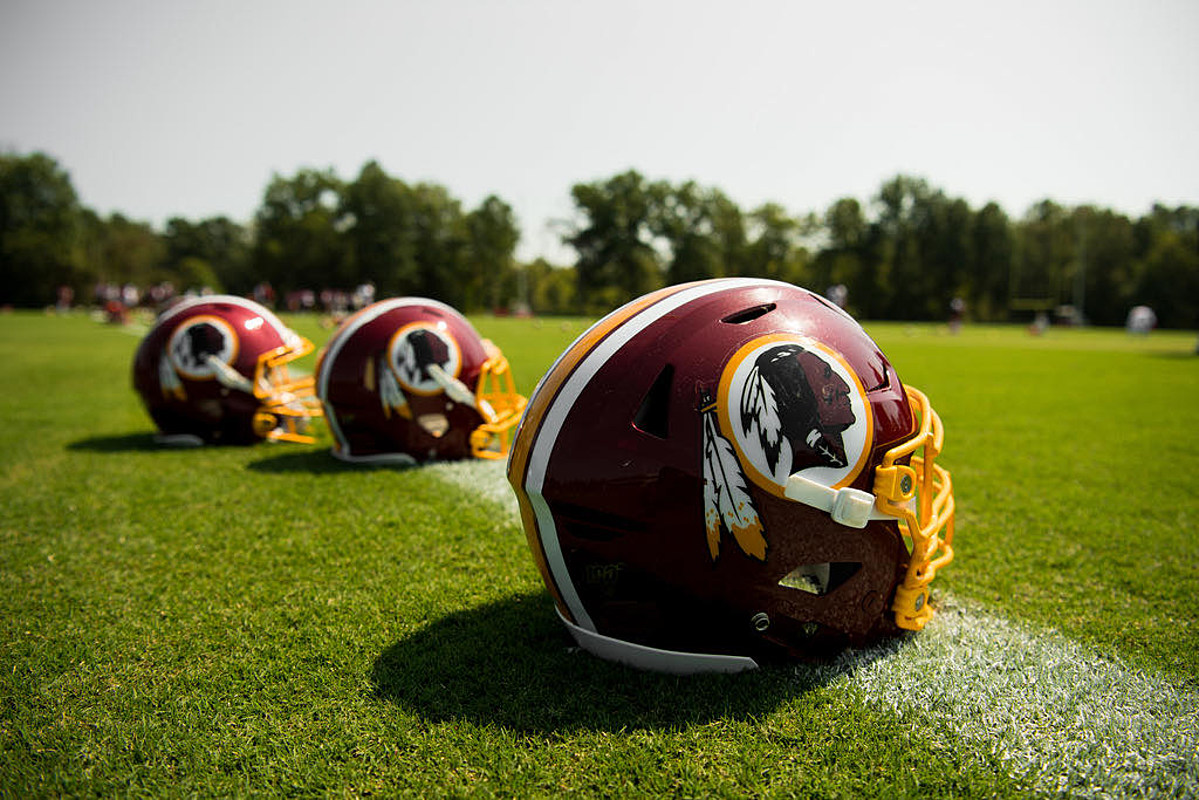 The Washington Redskins are finally changing their name & logo