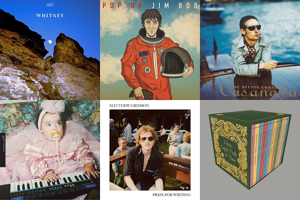 Indie Basement (8/14): Whitney, The Divine Comedy, Jim Bob of Carter USM, more