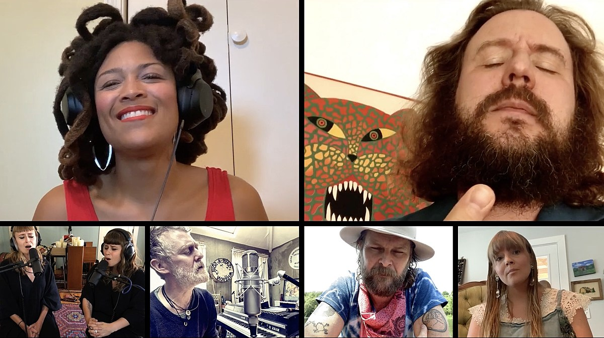 """watch Jim James, Julien Baker, Colin Meloy, Valerie June & more cover """"What the World Needs Now is Love"""""""