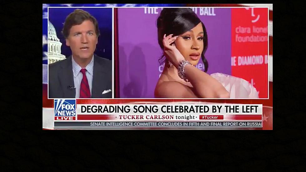 You Re Never Going To Believe This But Tucker Carlson Does Not Like Cardi B S Wap