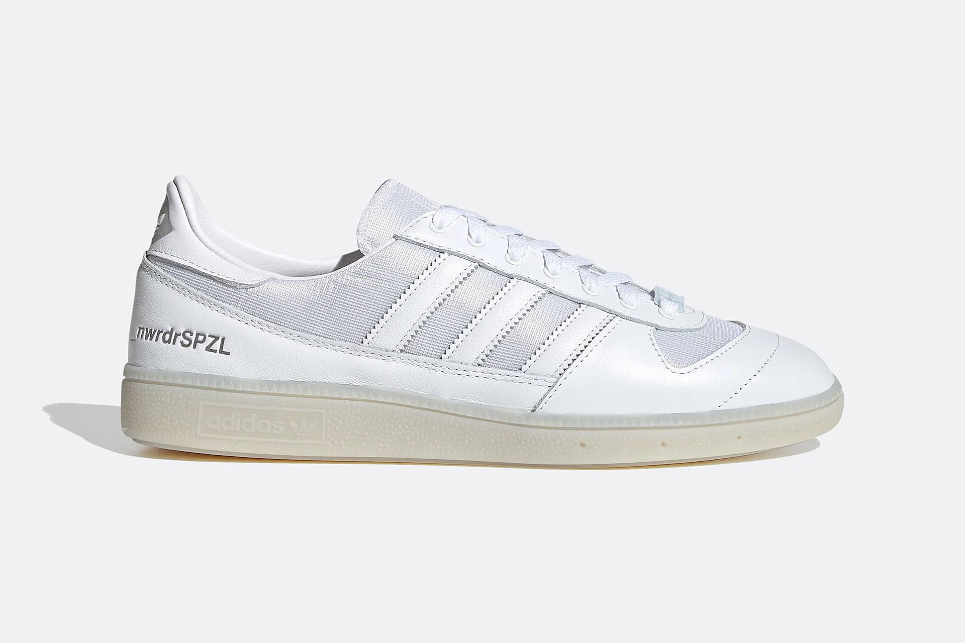 Ellos Prisión aleación  New Order inspired a line of adidas Spezial clothes & shoes