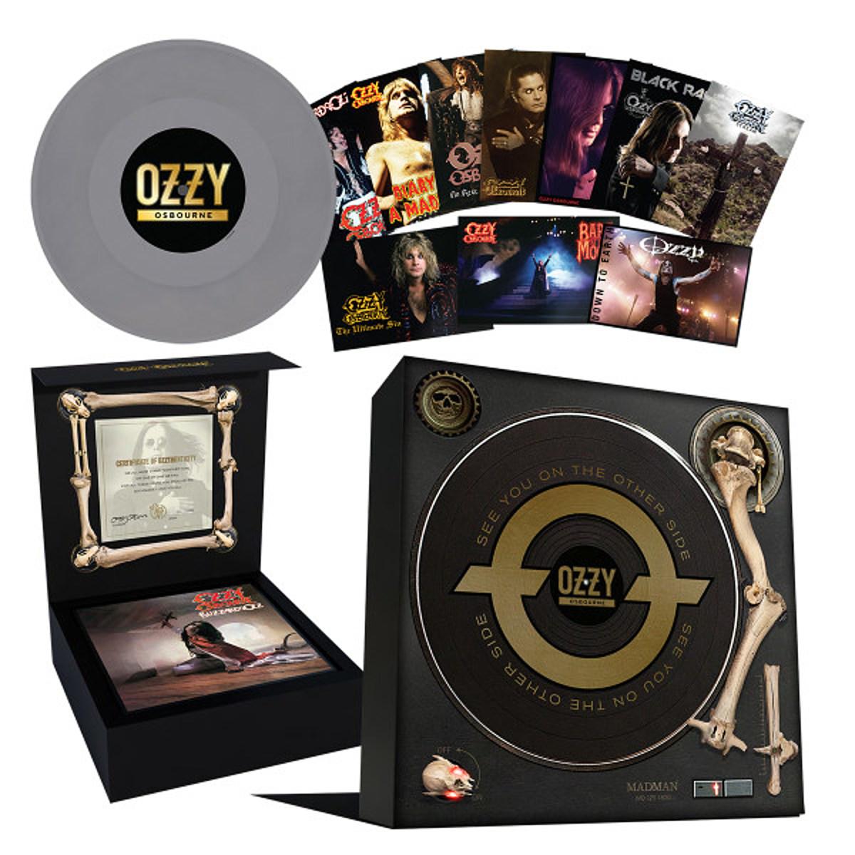 Win the 16 album Ozzy Osbourne vinyl box set!