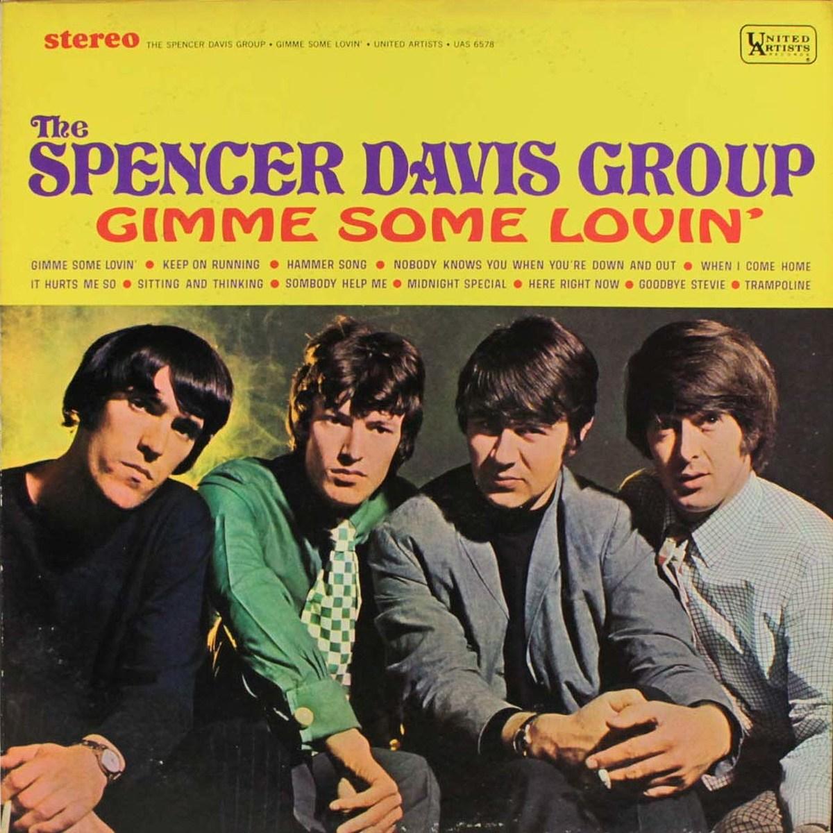 Spencer Davis, RIP
