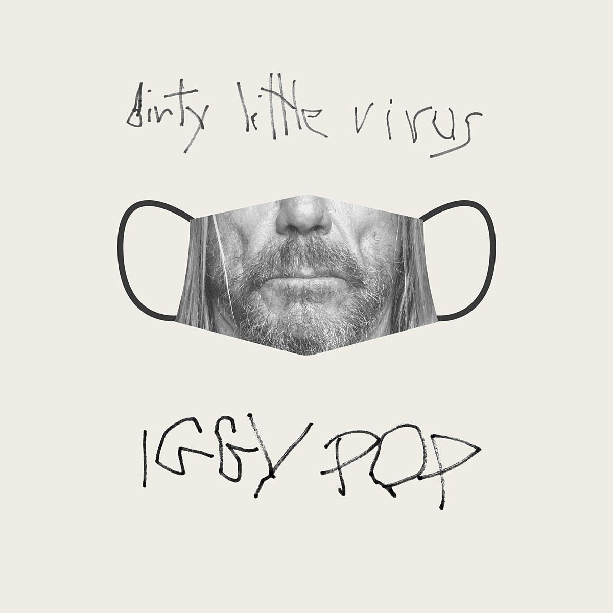 "Iggy Pop releases new song ""Dirty Little Virus"""