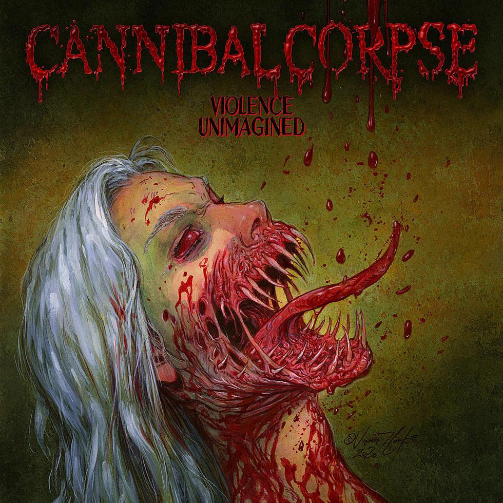 "Cannibal Corpse announce new album 'Violence Unimagined,' share ""Inhumane Harvest"""