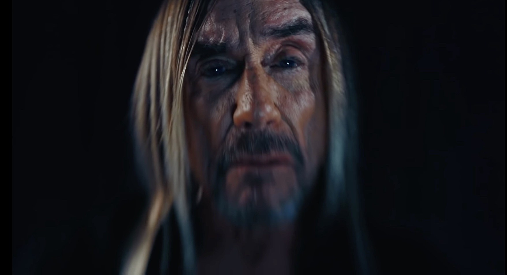 """Watch Iggy Pop read Dylan Thomas' """"Do Not Go Gentle Into That Good Night"""""""
