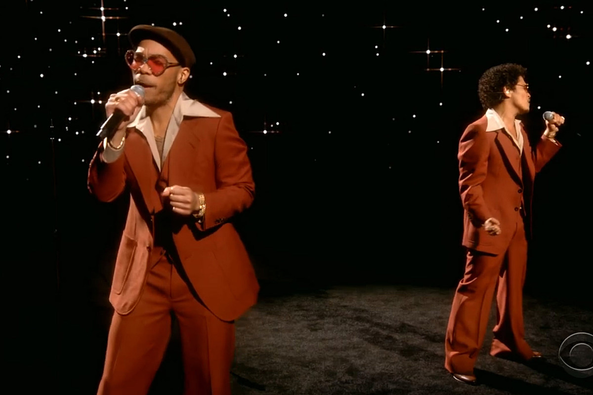 Watch Bruno Mars & Anderson .Paak cover Little Richard and ...