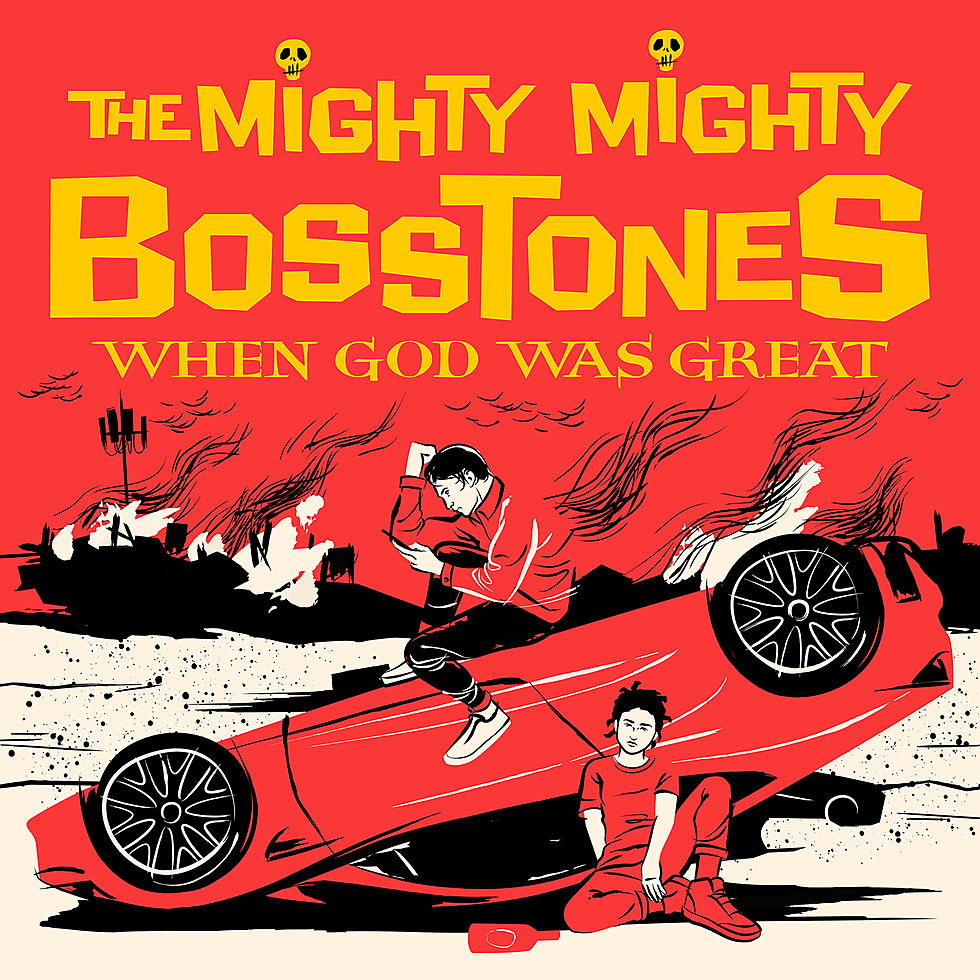 The Mighty Mighty Bosstones announce new album 'When God Was Great,' share new song