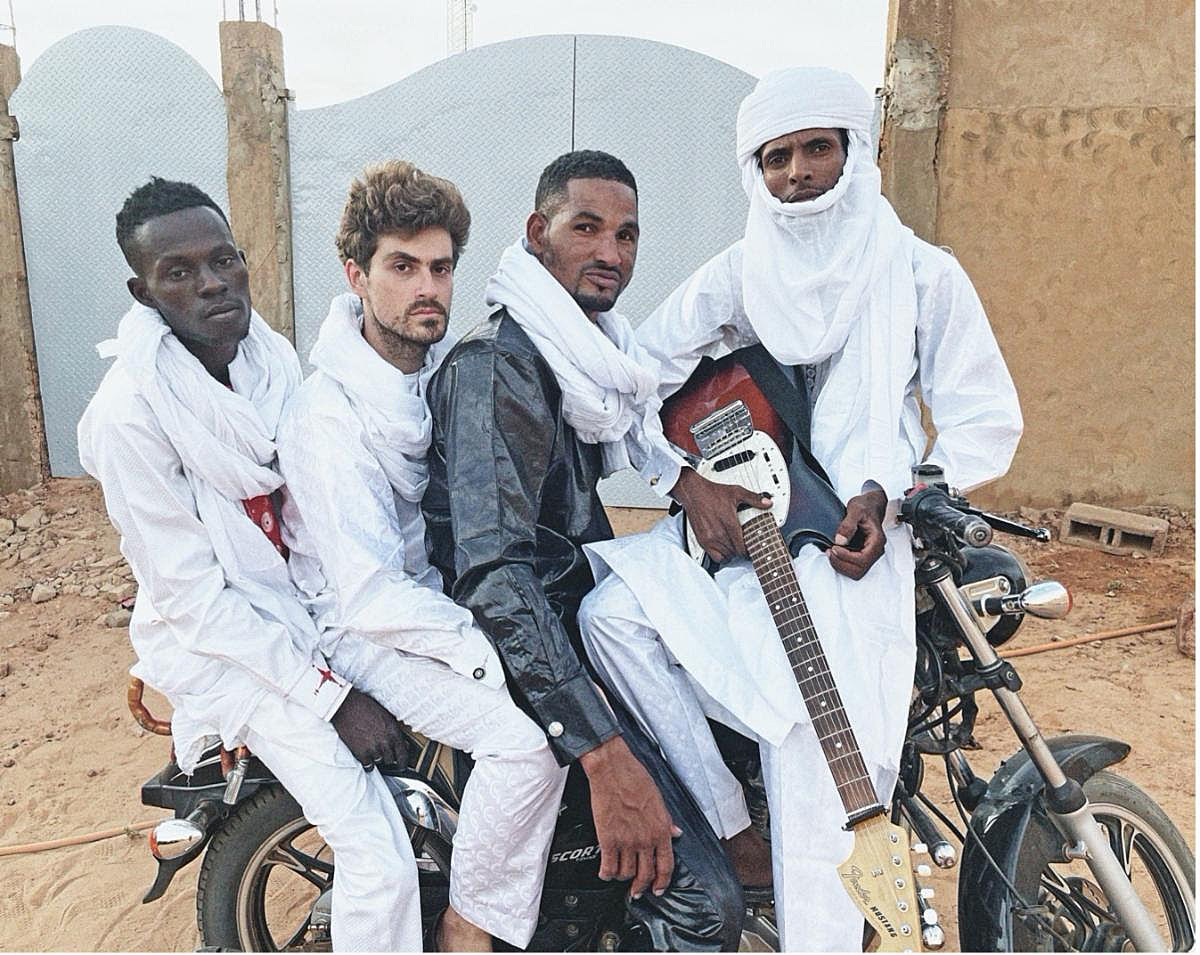 "Mdou Moctar announce first album for Matador, share ""Tala Tannam"""
