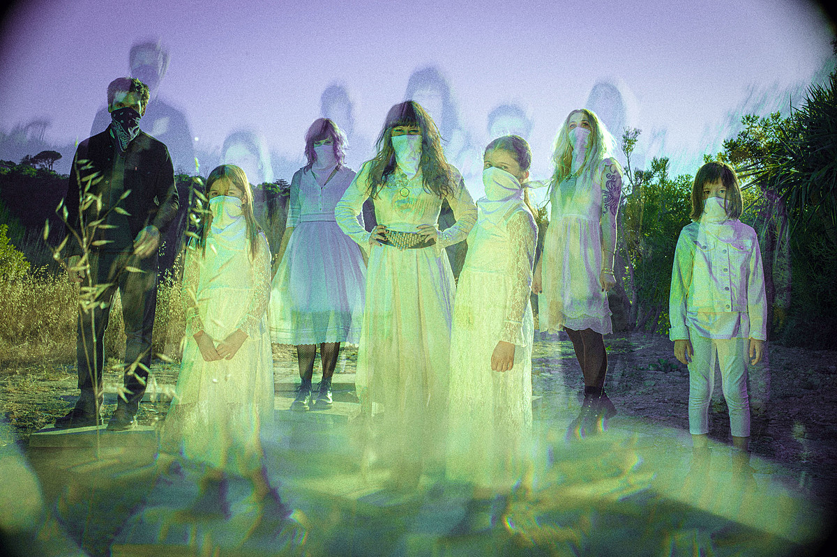 """Death Valley Girls share """"Little Things"""" video, tell us about the influences behind 'Under the Spell of Joy'"""