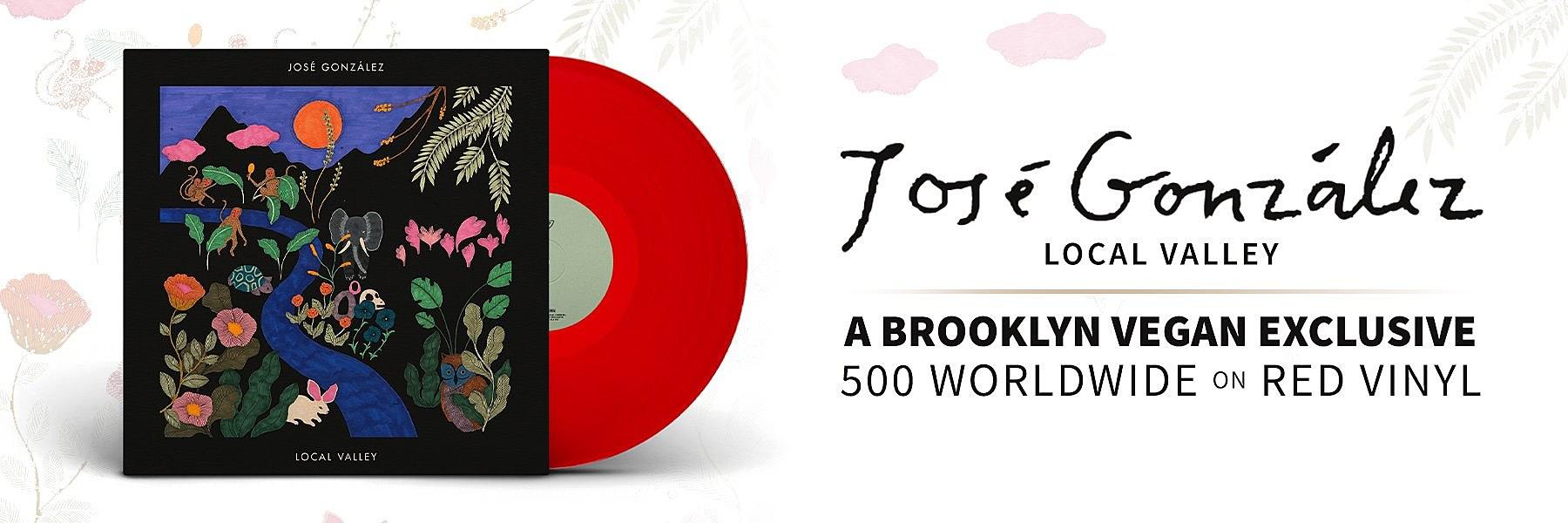 Jose Gonzalez record