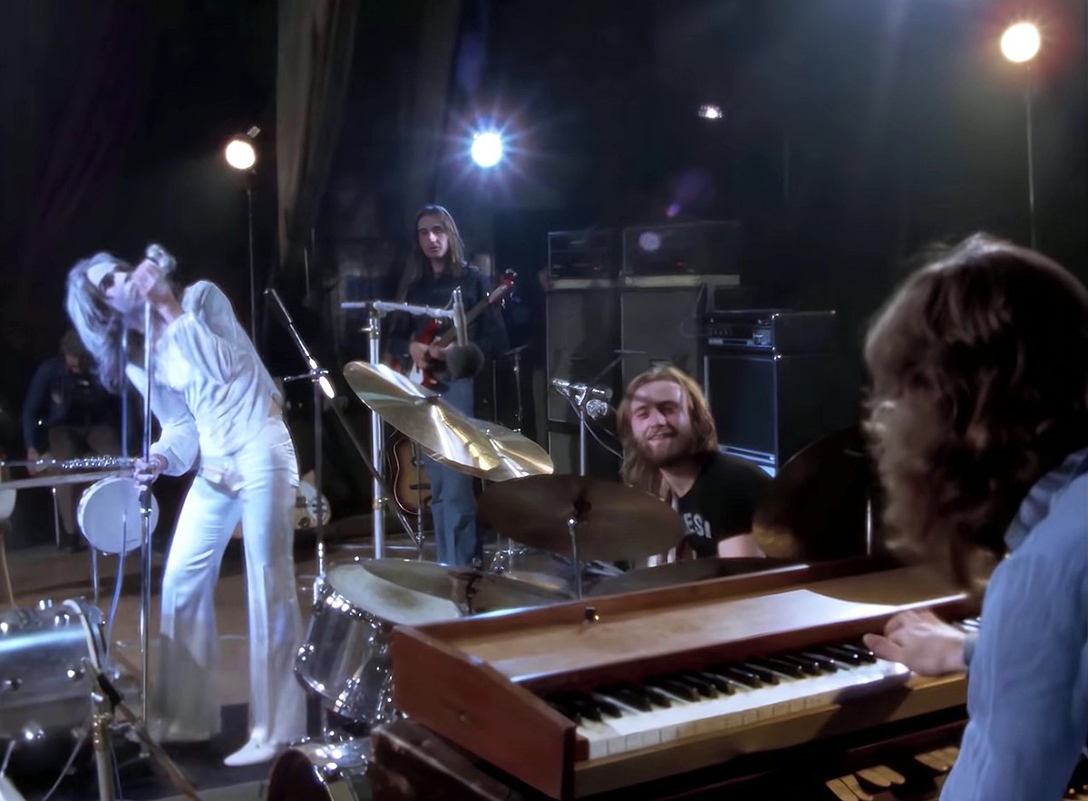 Genesis might tour North America this fall; watch restored footage of 1973 Bataclan show w/ Peter Gabriel