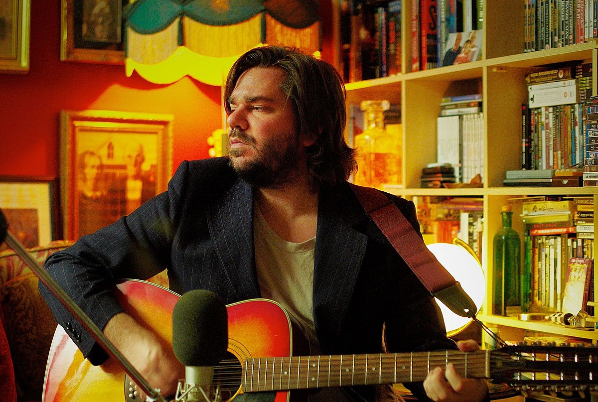 Matt Berry interview: What We Do in the Shadows, his music & more