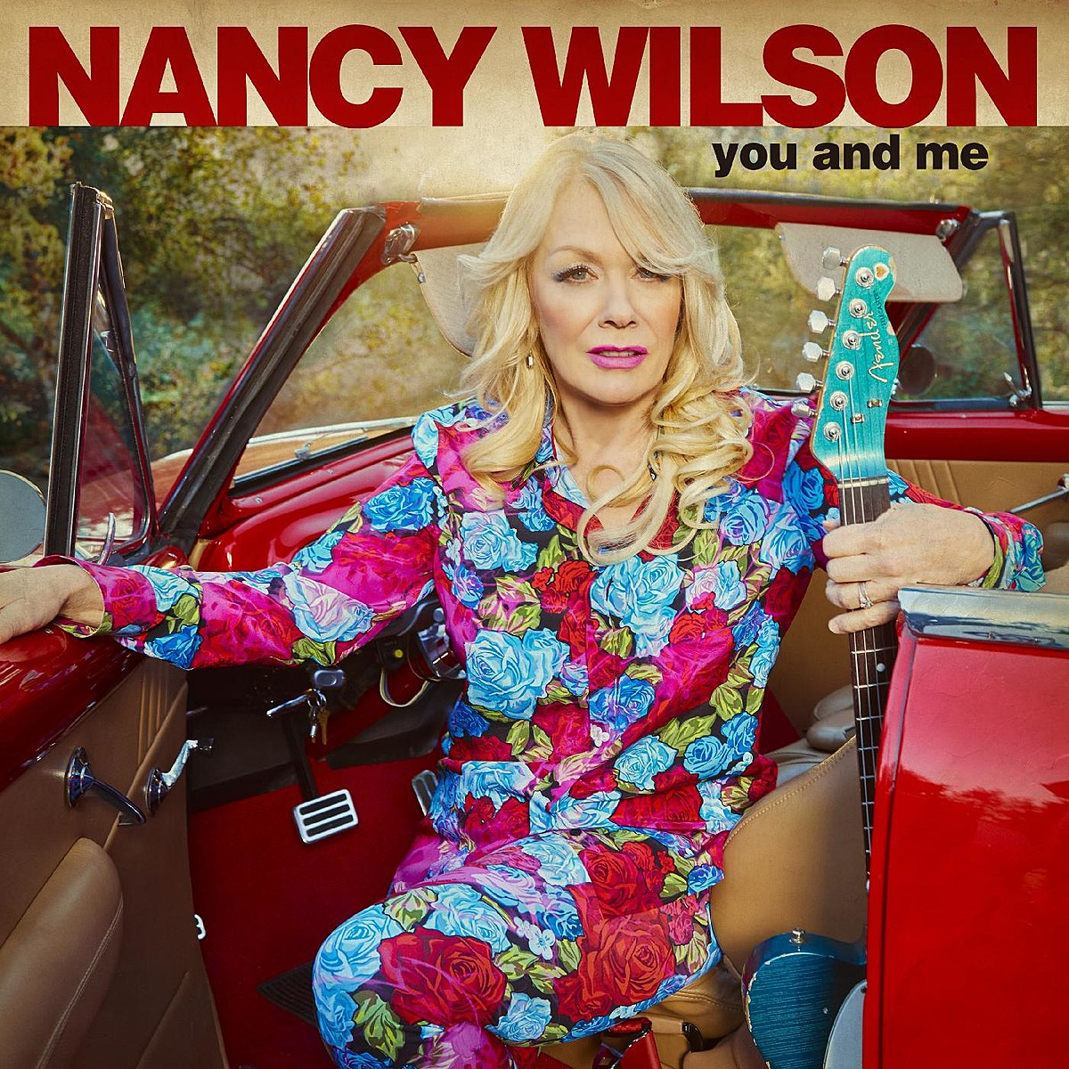 "Heart's Nancy Wilson pays tribute to Eddie Van Halen with new song ""4 Edward"""