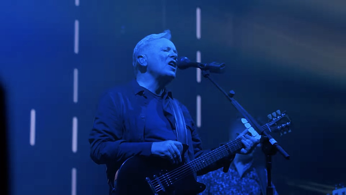 """New Order share """"The Perfect Kiss"""" from new live album 'Education Entertainment Recreation'"""