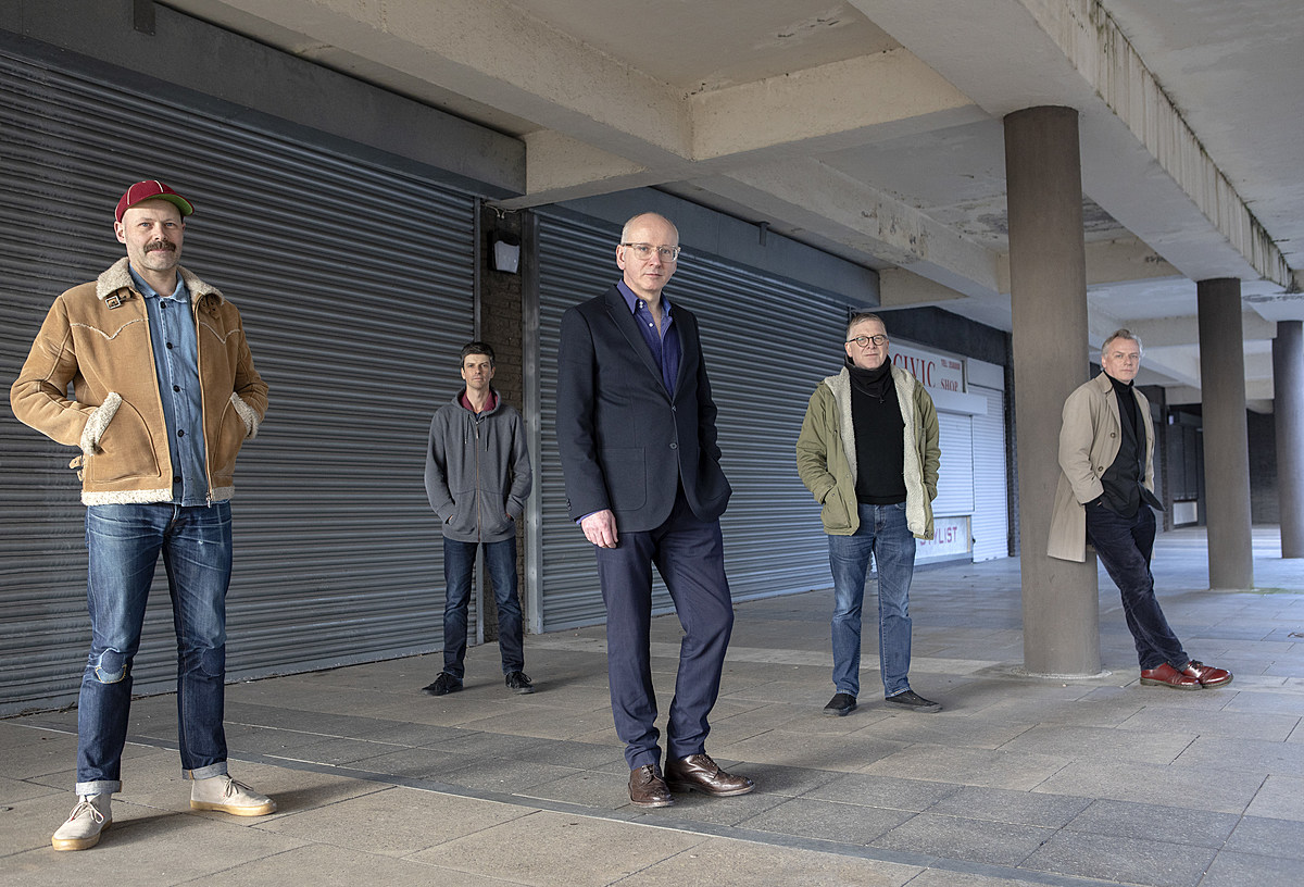 """Teenage Fanclub share """"In Our Dreams"""" from upcoming album"""
