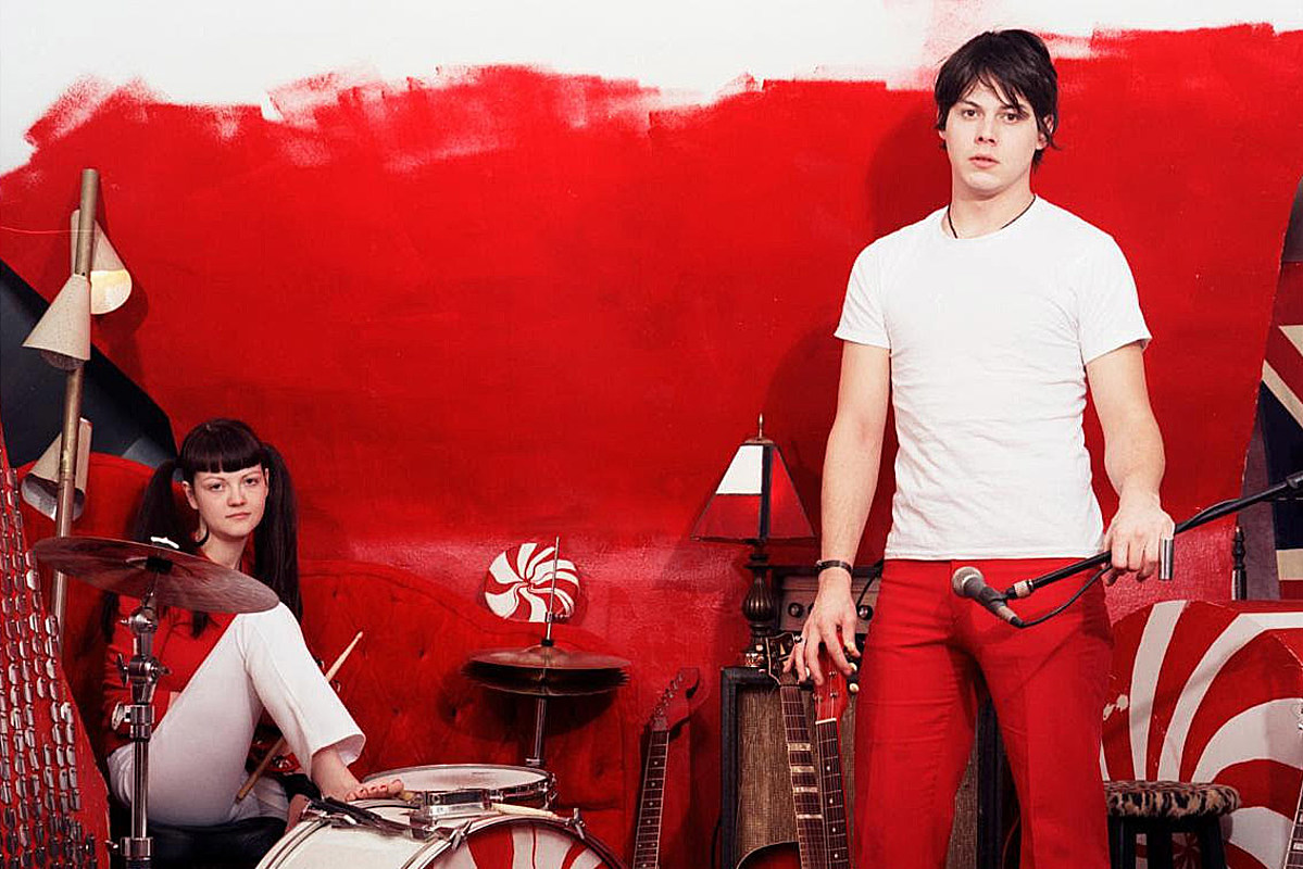 The White Stripes releasing 'White Blood Cells' companion w/ unreleased tracks, more