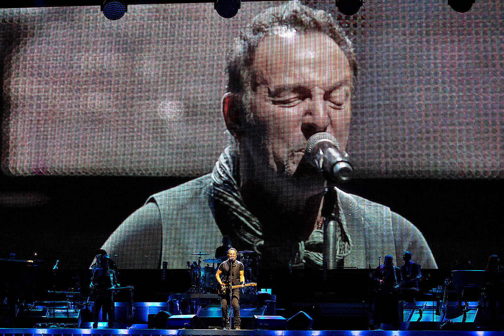 """New Bruce Springsteen on the way? Producer hints something """"is coming"""""""