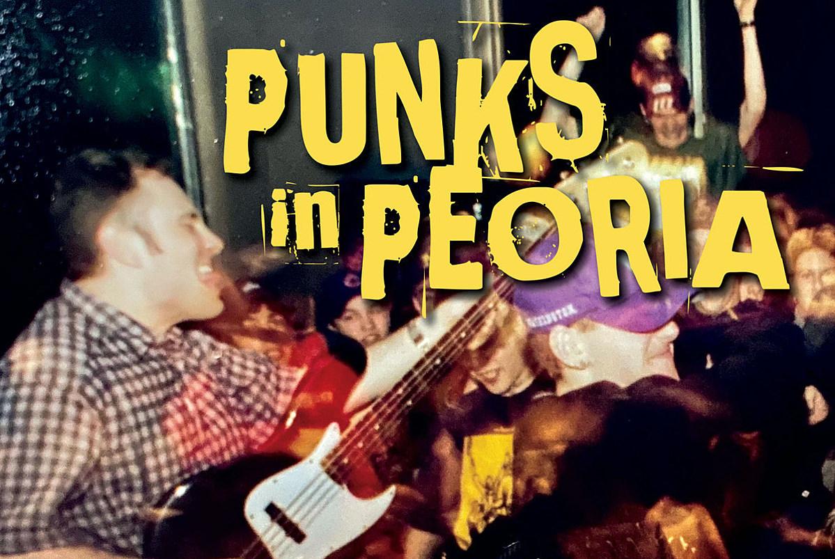 Photo Essay: Fugazi, 7Seconds, Jesus Lizard, PMFS & more 'Punks In Peoria'