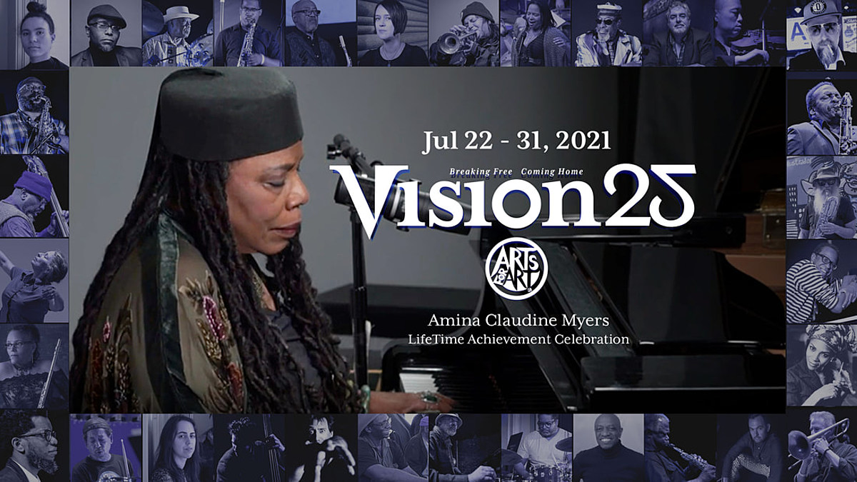 Vision Festival 2021 lineup / schedule: John Zorn, Jaimie Branch, William Parker, more