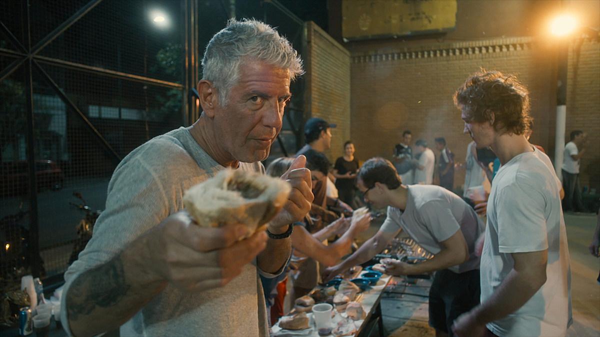 Watch the trailer for Anthony Bourdain documentary 'Roadrunner'