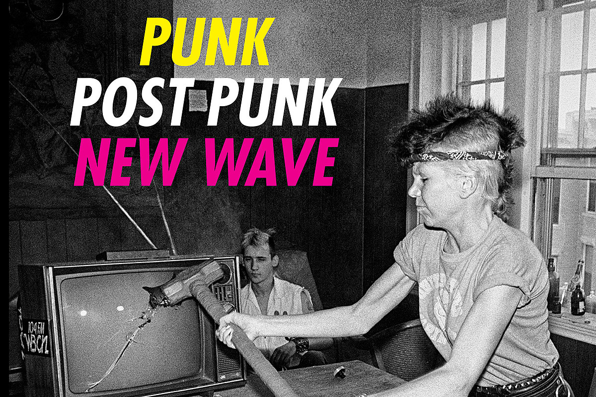 Pics: Dead Kennedys, The Cramps, The Clash & more from 'Punk, Post Punk, New Wave' photo book