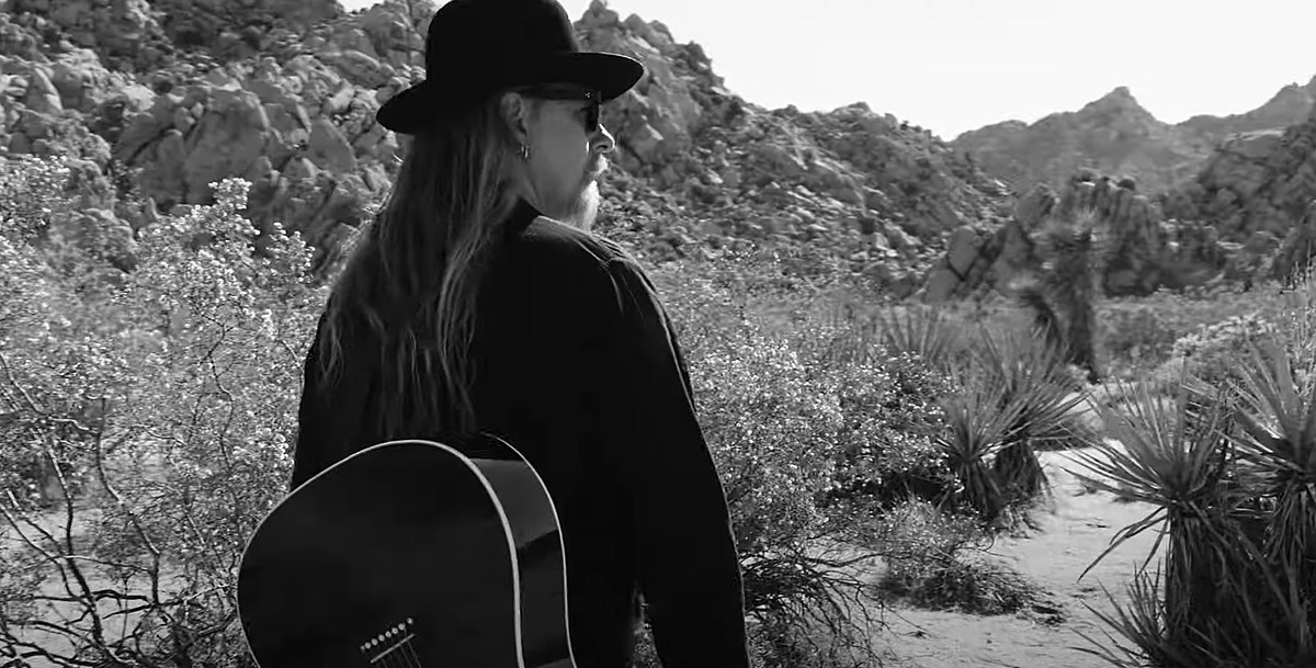 """Alice In Chains' Jerry Cantrell announces first solo album in 18 years, shares """"Atone"""""""