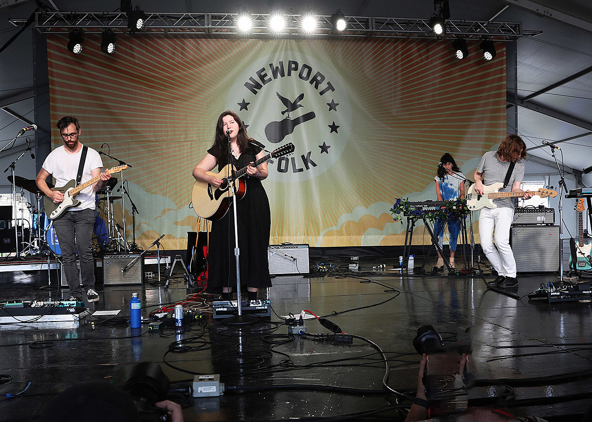 Newport Folk Festival 2021 day 1 pics & video (Margo Price, Lucy Dacus, Shakey Graves, more)
