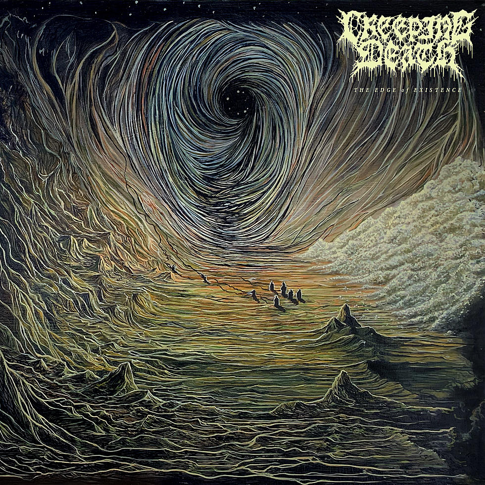 Creeping Death releasing new EP 'The Edge of Existence' (watch the video  for the title track)
