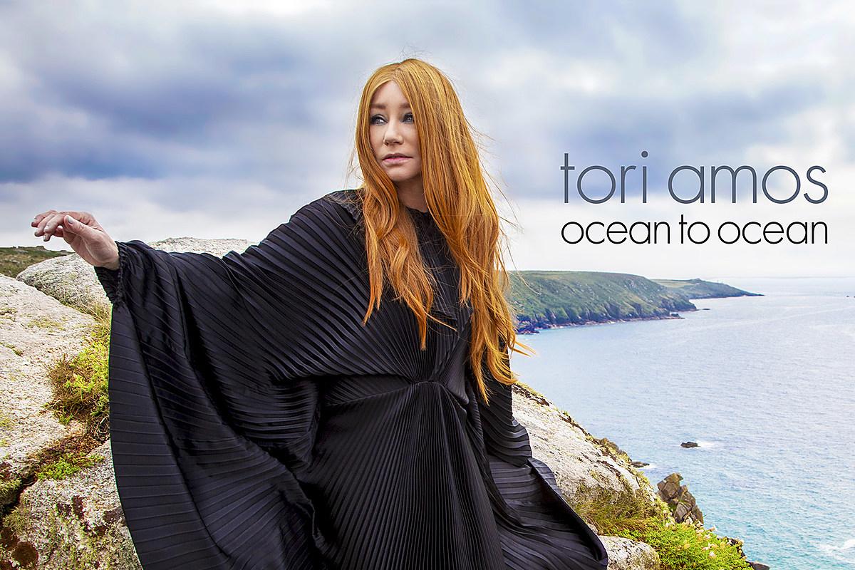 Tori Amos announces new LP, 'Ocean to Ocean'