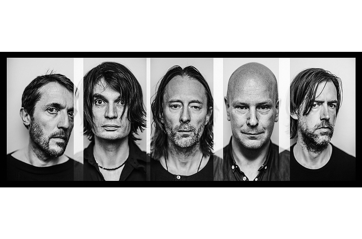 Radiohead have joined Bandcamp with full studio discography