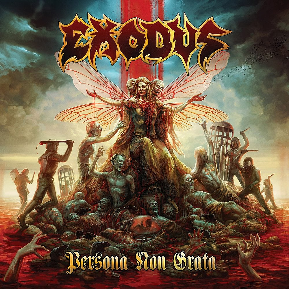 """Exodus pay tribute to fallen rock legends on new song """"The Years Of Death And Dying"""""""