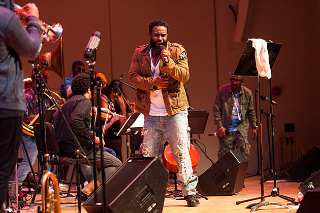 Pharoahe Monch & PitchBlak Brass Band