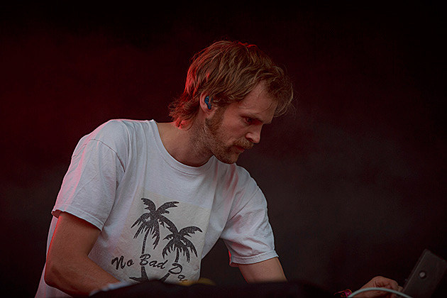 Todd Terje at Pitchfork