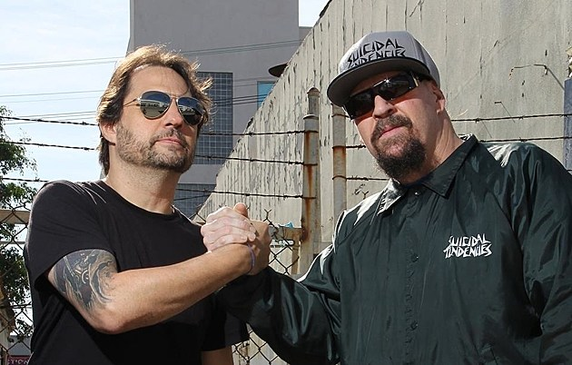 Dave Lombardo Suicidal Tendencies