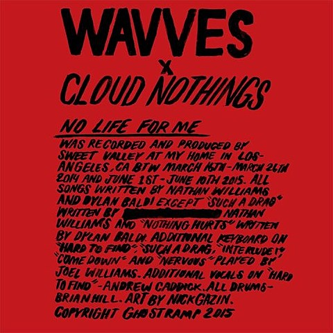 Wavves and Cloud Nothings
