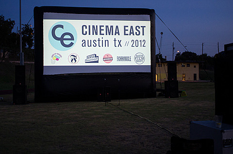 Girl Walk // All Day @ Cinema East - 8/19/2012