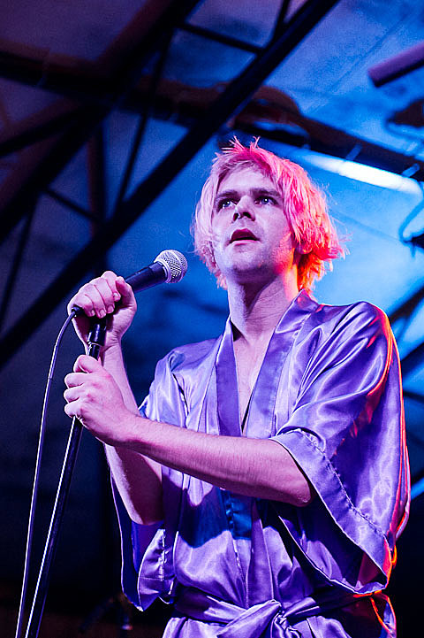 Ariel Pink's Haunted Graffiti @ Mohawk - 9/7/2012