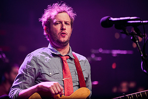 Bon Iver @ The Moody Theater - 4/25/2012