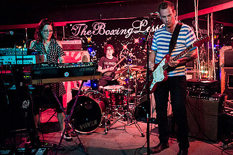 The Boxing Lesson @ Frontier Bar - 8/18/2012