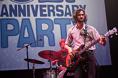 Dawes @ The Moody Theater - 12/09/2011