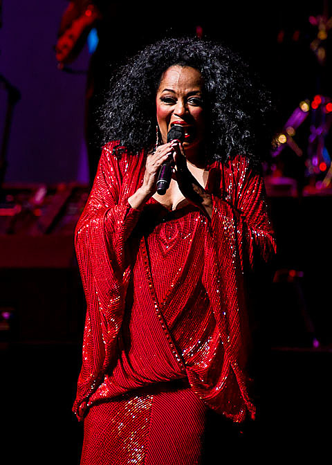 Diana Ross @ The Moody Theater - 1/30/2013