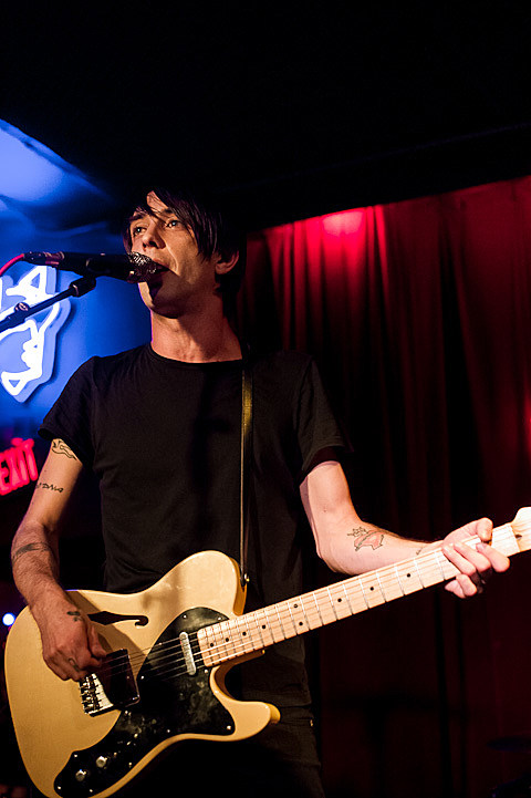 Divine Fits @ The Continental Club - 7/31/2012