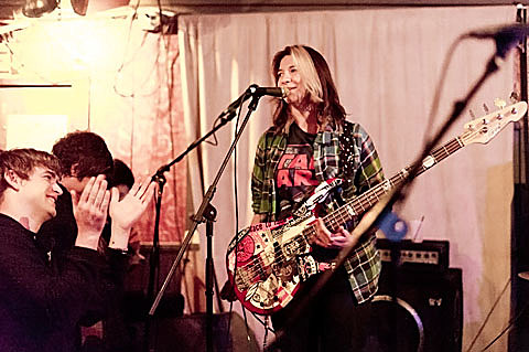 Foreign Mothers @ Scoot Inn - 1/12/2012