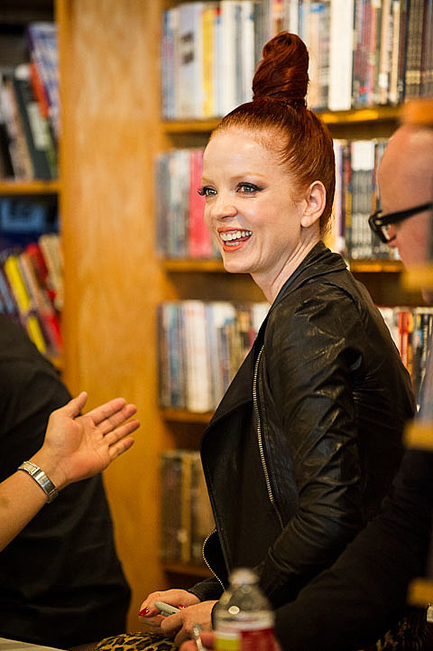 Garbage @ Waterloo Records - 4/21/2012