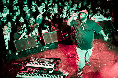 Killer Mike @ Mohawk - 6/23/2012