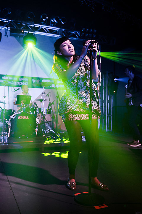 Little Dragon @ Fader - 8/7/2012