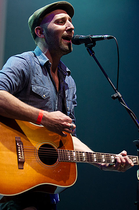 Mat Kearney @ The Moody Theater - 12/09/2011