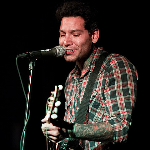 Mike Herrera @ Red 7 - 9/10/12